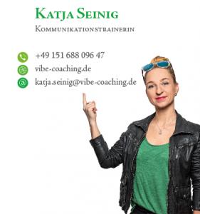 Vibe Coaching - Katja Seinig