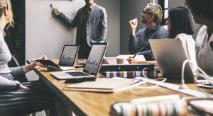 vibe coaching business people